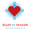 Logo of charity Heart of Passion, Inc.