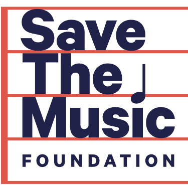 Logo of charity VH1 Save The Music Foundation