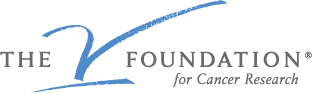 The V Foundation for Cancer Research logo