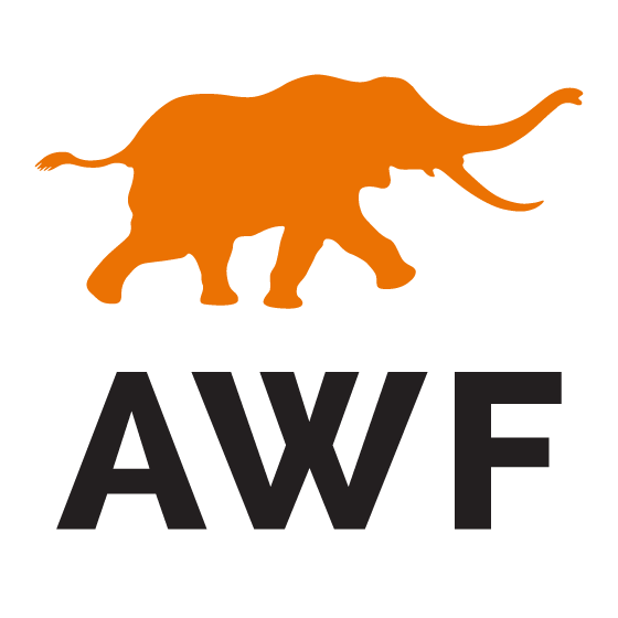 Logo of charity African Wildlife Foundation